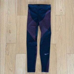 Women's Nike Zonal Strength Running Tights (S)